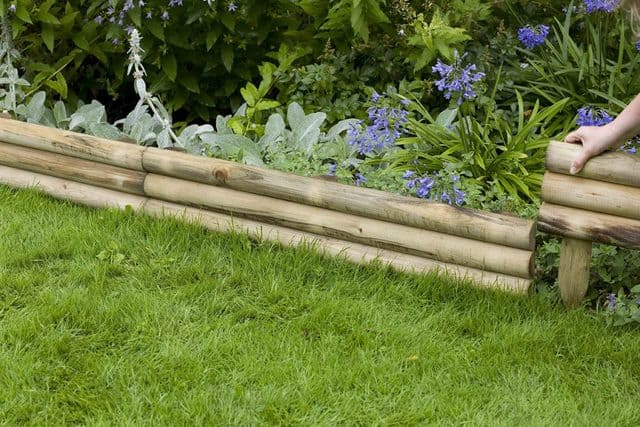 Lawn Garden Edging Ideas