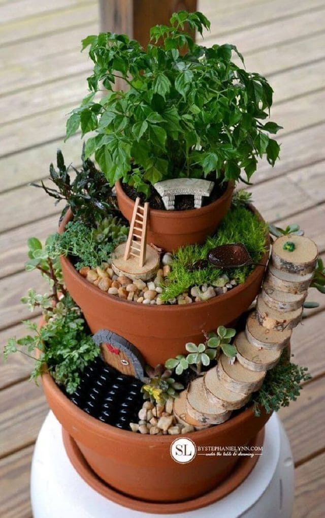 DIY Mini Garden Projects