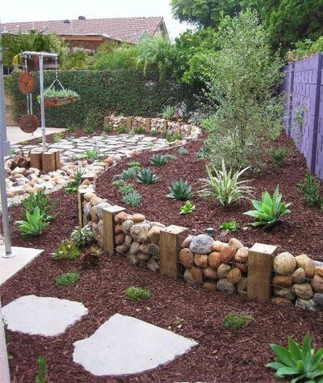 diy Garden Border Ideas