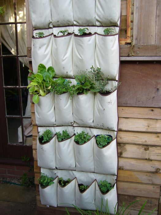 Shoe Storage Bag Vertical Planter