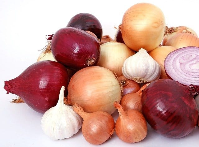 Garlic and Onion