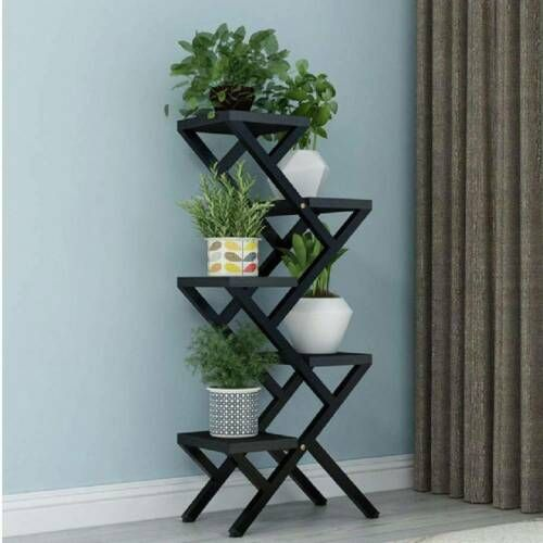 Modern Multi-Level Planter Stand