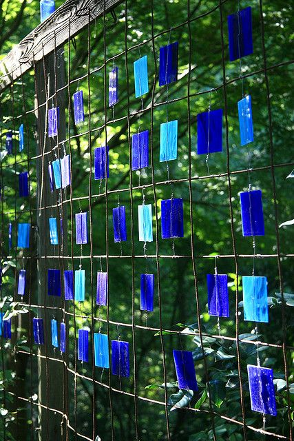 Stained Glass Wire Screen